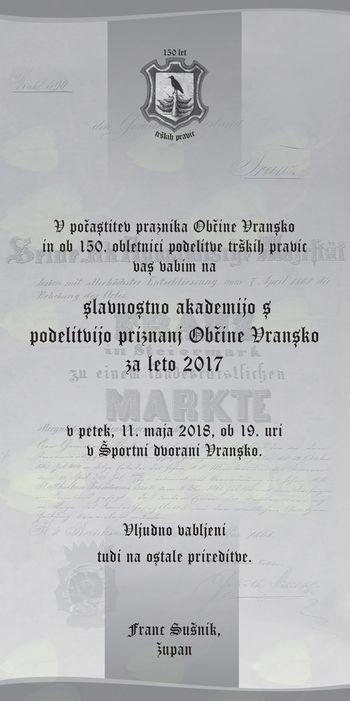 Praznik Občine Vransko