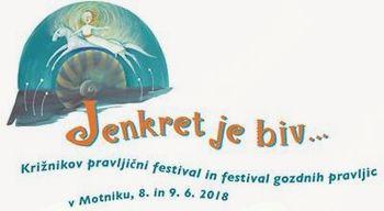 7. Križnikov pravljični festival in festival gozdnih pravljic – še malo, pa bo tu!