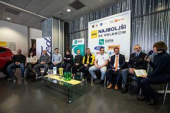 Izbor za najboljšega mladega voznika in voznico Slovenije se je začel