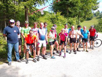 21. rekreativni kolesarski vzpon na Čreto