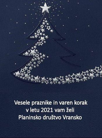 Voščilo PD Vransko