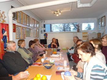 Predavanje o demenci na Območnem društvu invalidov Dravinjske doline