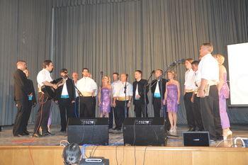 Obisk  otoka Visa  in svečani koncert ob 35. obletnici  Klape Komiža