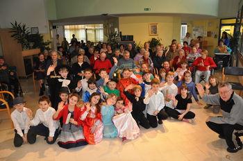 Tudi v Domu starejših občanov Ajdovščina obeležili kulturni dan