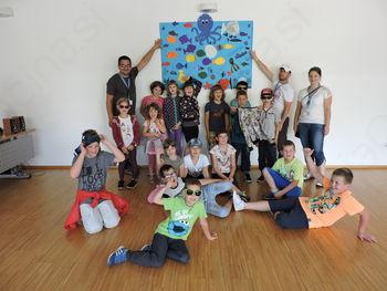 Počitniški program za otroke  11. ŠOLA- ŠALA 2016