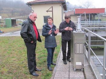 Meritve kakovosti zunanjega zraka v občini Kanal ob Soči