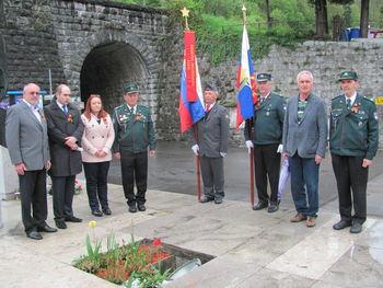 Obisk prestavnikov Veleposlaništva Ruske federacije v Kanalu