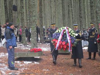 Po poteh Pohorskega bataljona in spominska komemoracija pri Treh žebljih