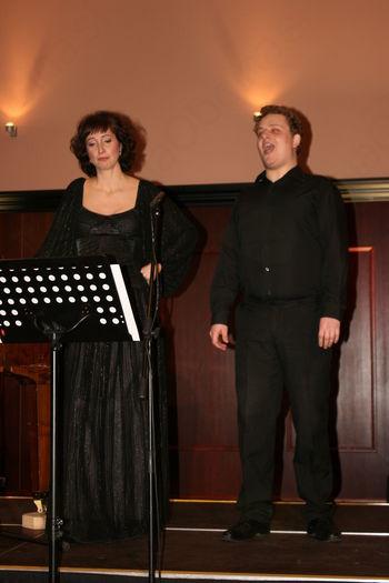 Večerni arioso - koncert opernih arij na Prevaljah