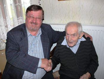 90 let Stanka Landekarja