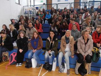 Uspeh dijakinj Srednje šole Slovenj Gradec in Muta na državnem tekmovanju v znanju o sladkorni bolezni