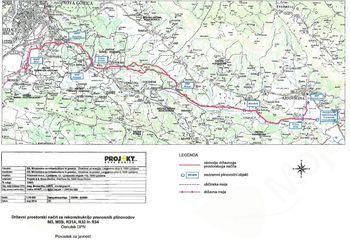 Državni prostorski načrt za rekonstrukcijo prenosnih plinovodov M3, M3B, R31A, R32 in R34 - Stališča do pripomb in predlogov z javne razgrnitve ter mnenj občin