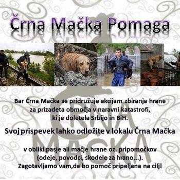 Bar Črna mačka POMAGA