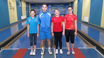 1. turnir OTS Koroške 2016 v kegljanju za dečke, deklice in kadete, kadetinje