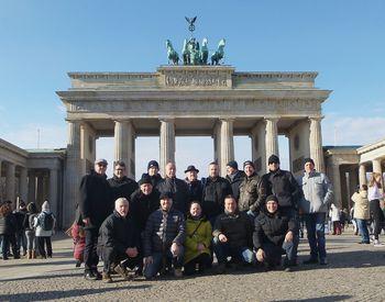 Vokalna skupina Chorus '97 v Berlinu
