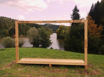 Razglednica iz Gradiškega jezera