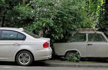 400 evrov kazni za zapuščena vozila na javni površini občine Lukovica