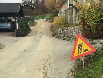 Obnova cest - Učak, Zg. Prapreče in Rafolče