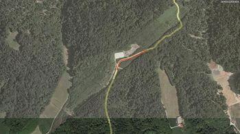 Rekonstrukcije cestišča Šentvid - Zlato Polje - stanje