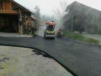 Zadnje asfaltiranje v 2017