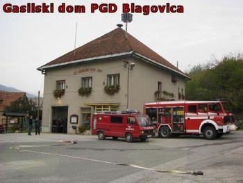 Gasilski dom Blagovica