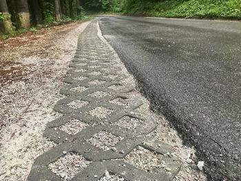 Dela na cesti Šentvid - Zlato Polje