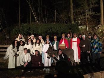 Božična zgodba v Letušu
