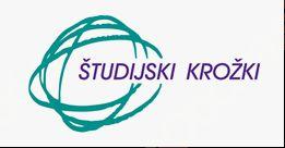 Študijski krožki - novost