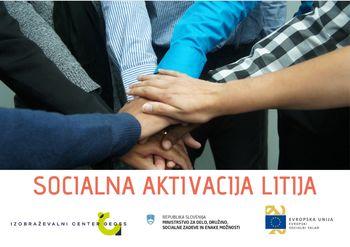 Izobraževalni center Geoss vabi v program Socialna aktivacija