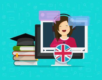 Brezplačno spletno učenje Angleščine (raven B1) na IC Geoss