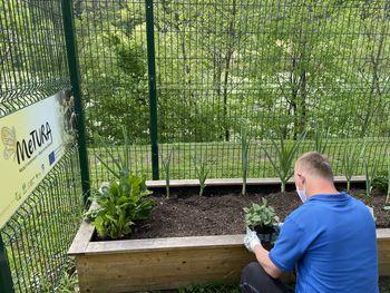 Delavnica za izvajanje terapevtskega vrtnarjenja in kuhanja za osebe z motnjami v duševnem razvoju
