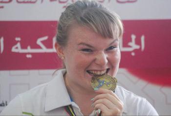 Sara Jenčič bronasta na svetovnem prvenstvu v balinanju