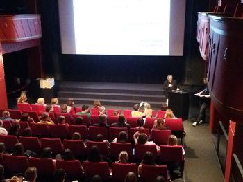 PODELITEV PRIZNANJ V KINODVORU: Slovenščina ima dolg jezik, književnost na filmu 7