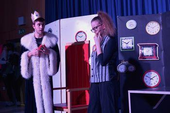 Otroška gledališka predstava: Ure kralja Mina