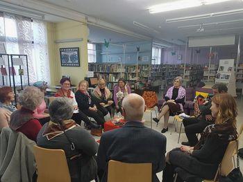 ŽENSKA RUTA – študijsko bralno druženje v februarju – v sodelovanju Medobčinske splošne knjižnice Žalec in UPI Ljudske univerze Žalec