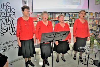 Utrip domoznanstva: Pevke treh vasi se ob svoji 20. obletnici predstavijo