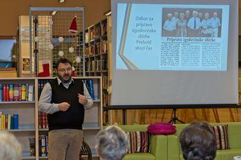 Utrip domoznanstva ob 15-letnici delovanja Zgodovinskega in narodopisnega društva Prebold