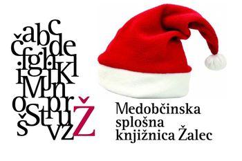 Voščilo kolektiva Medobčinske splošne knjižnice Žalec
