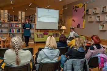 Strokovno predavanje Staša Žnidarja o zasvojenosti