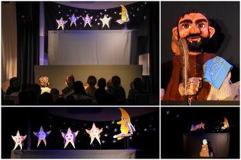 Otroška gledališka predstava: Zvezdna pravljična prigoda