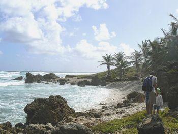 Potopisno predavanje Barbados niso le sanjske plaže