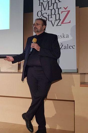 Predavanje dr. Željka Ćurića: Kako ravnati v konfliktnih okoliščinah