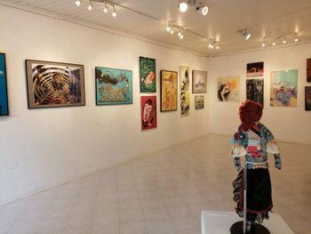 Mednarodna potujoča razstava sodobne umetnosti