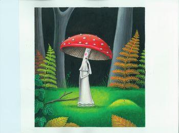 Knjiga Polone Kunaver Ličen – Mušnica in pol