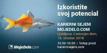 Karierni sejem MojeDelo.com Ljubljana