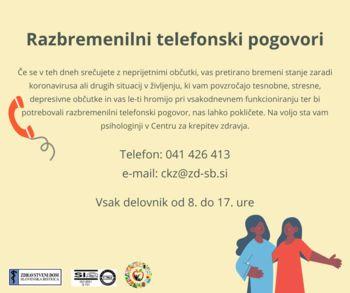 Razbremenilni telefonski pogovori