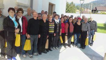 Izlet Josipdola v Oplotnico
