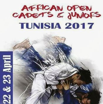 AFRICAN OPEN CADETS & JUNIORS  TUNISIA 2017