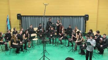 Letni koncert šmarskih tamburašev