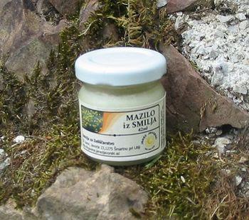 Mazilo iz smilja (Helichrysum italicum)   42ml
